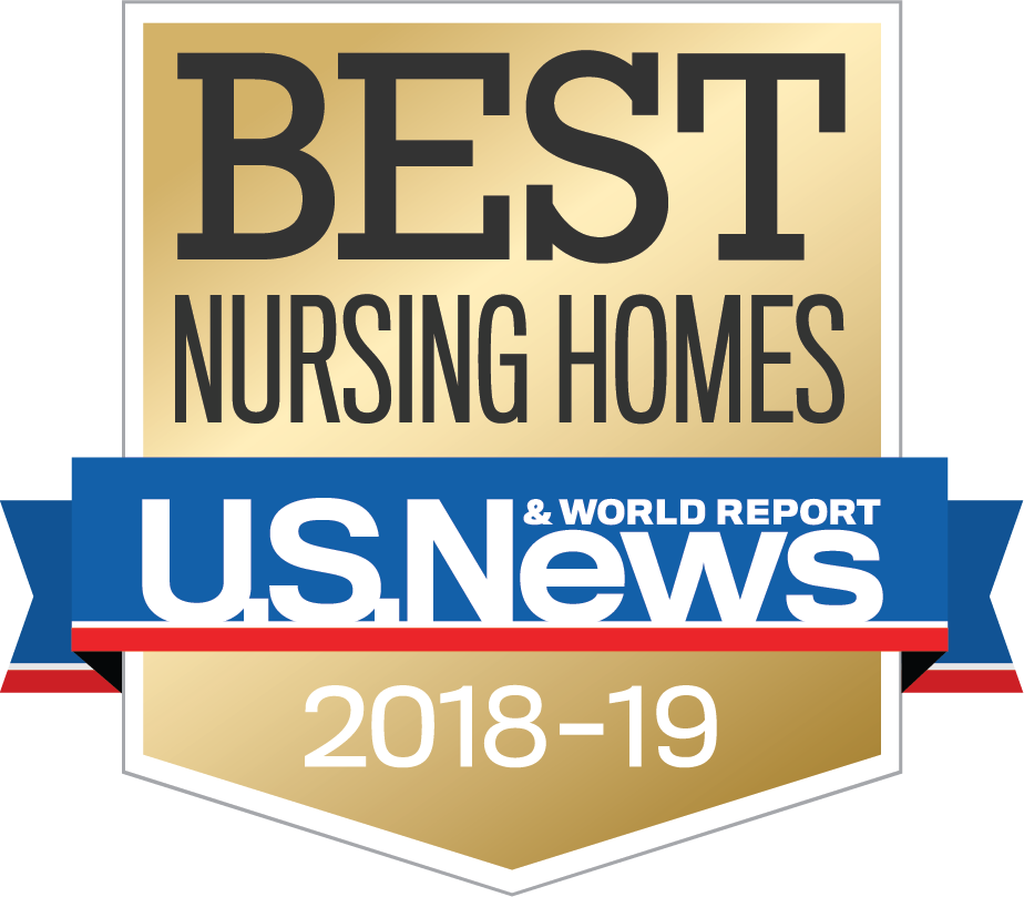 best-nursing-home-badge