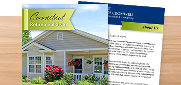 brochure covenant village of cromwell